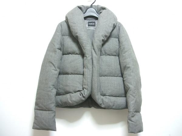 RULe(ルール) ダウンジャケット サイズL レディース グレー 冬物
