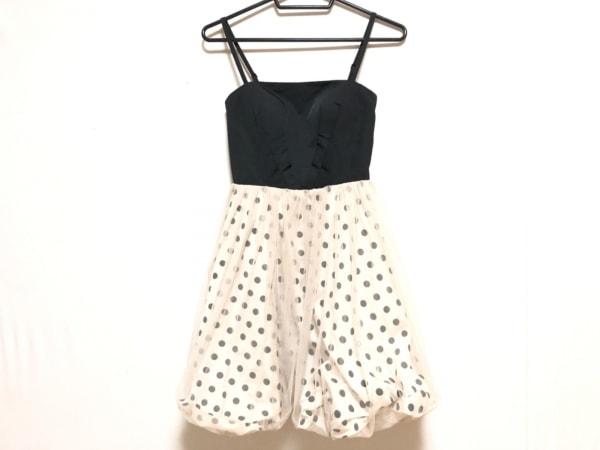 アプワイザーリュクス ドレス サイズ1 S レディース美品  黒×ベージュ