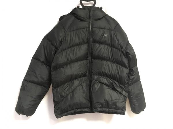 55DSL(フィフティファイブディーエスエル) ダウンジャケット メンズ 黒 冬物