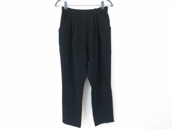 ENFOLD(エンフォルド) パンツ サイズ38 M レディース 黒 ウエストゴム