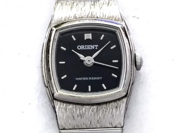 ORIENT(オリエント) 腕時計 UBLR-Q0 CS レディース 黒