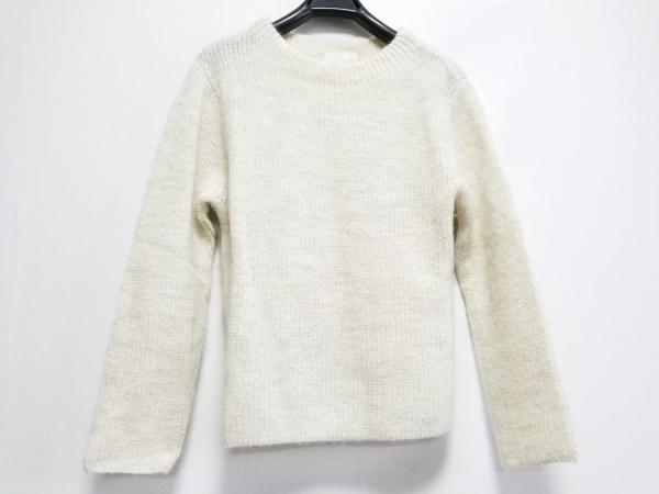 自由区/jiyuku(ジユウク) 長袖セーター サイズ38 M レディース 白