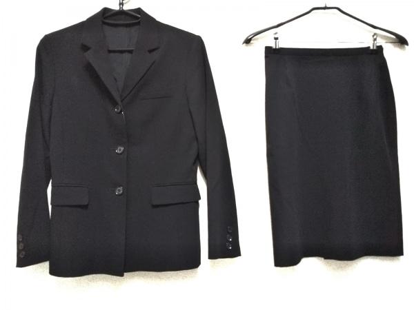 ru(アールユー) スカートスーツ サイズ2 M レディース 黒