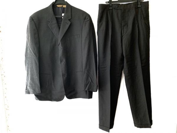 DONNAKARAN SIGNATURE(ダナキャランシグネチャー) メンズスーツ メンズ ダークグレー
