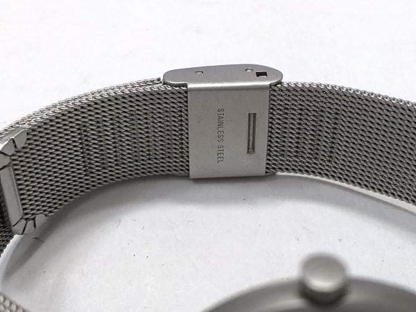 CK39(カルバンクライン) 腕時計 K3121 ボーイズ ダークグレー
