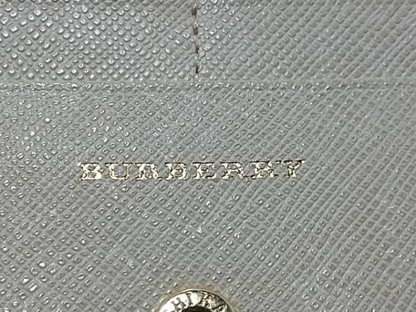 Burberry(バーバリー) 長財布 ベージュ PVC(塩化ビニール)