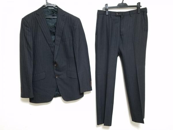 PERSON'S(パーソンズ) シングルスーツ メンズ 黒