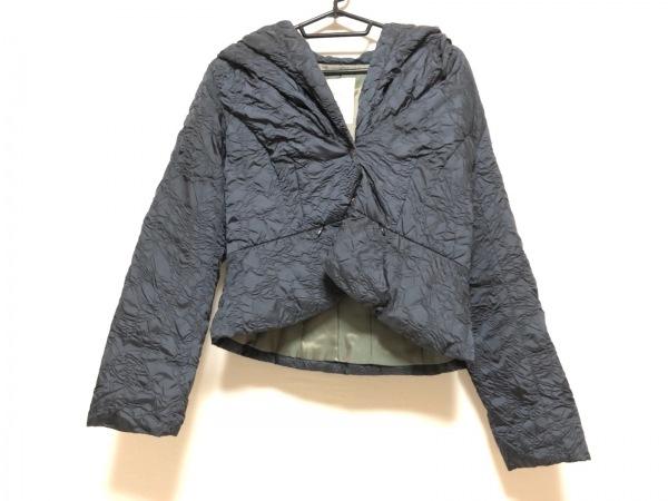 イオコムイオ センソユニコ ダウンジャケット サイズ40 M レディース 黒 冬物