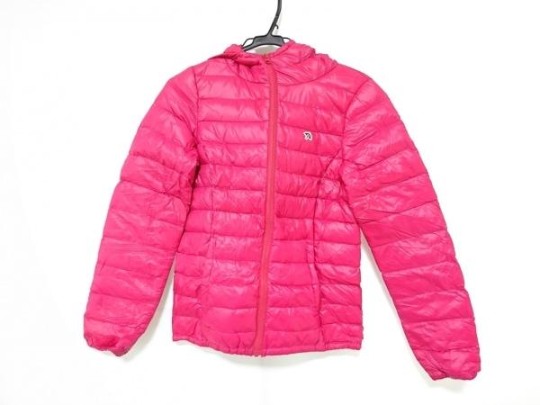 ARNOLD PALMER(アーノルドパーマー) ダウンジャケット レディース ピンク 冬物