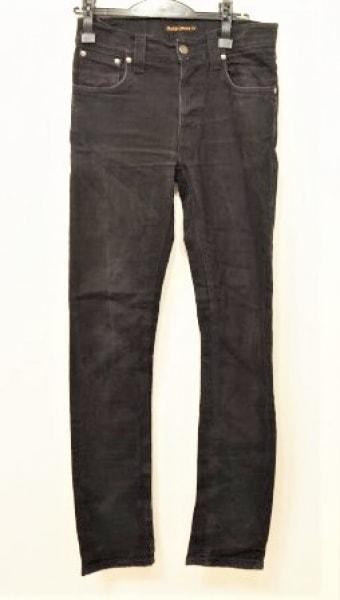 NudieJeans(ヌーディージーンズ) ジーンズ サイズ30 メンズ 黒