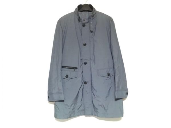 23区 HOMME(ニジュウサンク オム) コート メンズ美品  グレー×黒 冬物