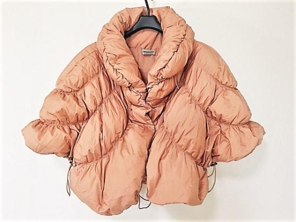 フィロソフィーディアルベルタフェレッティ ダウンジャケット サイズUSA6 M ピンク