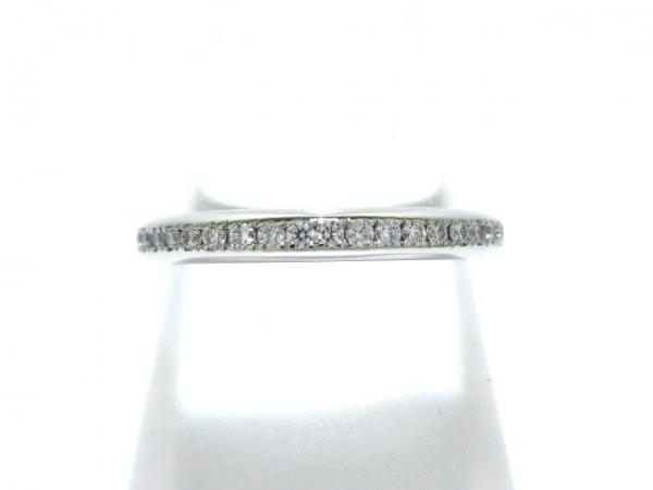 ラザールダイヤモンド リング新品同様  Pt950×ダイヤモンド 0.11カラット