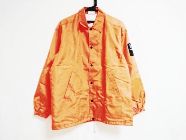 HELLY HANSEN(ヘリーハンセン) コート サイズMEDIUM M レディース オレンジ 春・秋物