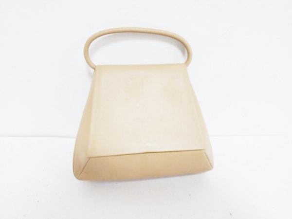 Sybilla(シビラ) ハンドバッグ ライトブラウン ミニサイズ レザー