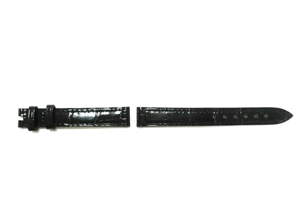 Chopard(ショパール) 小物新品同様  黒 型押し加工/替えベルト レザー