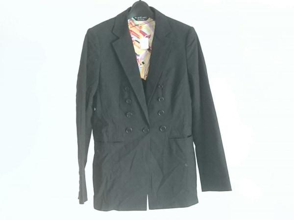 ブラックレーベルポールスミス ジャケット サイズ40 M レディース 黒