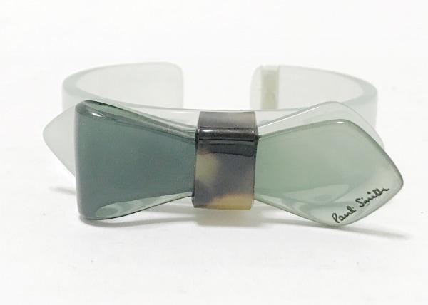 PaulSmith(ポールスミス) バングル プラスチック リボン