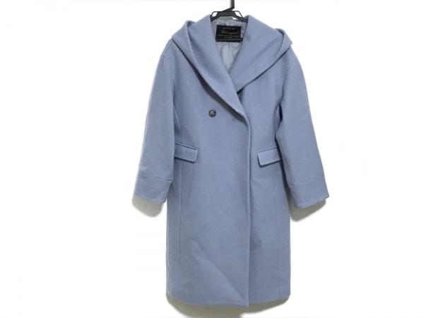 IENA SLOBE(イエナ スローブ) コート サイズ40 M レディース ライトブルー 冬物