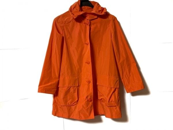 DoCLASSE(ドゥクラッセ) コート サイズ7 S レディース レッド 春・秋物