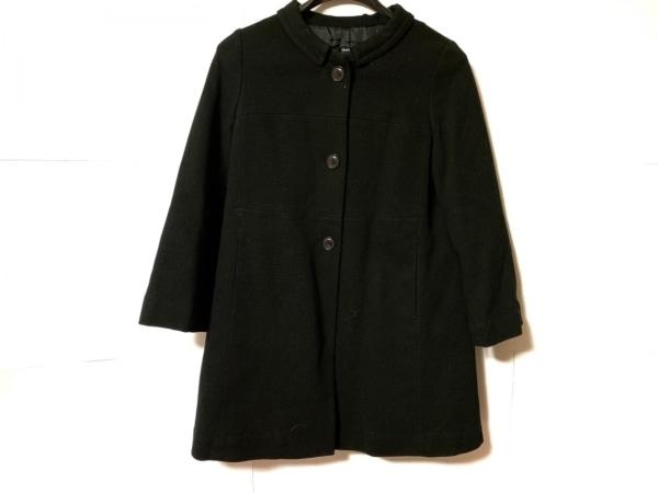 DoCLASSE(ドゥクラッセ) コート サイズ9 M レディース 黒 冬物
