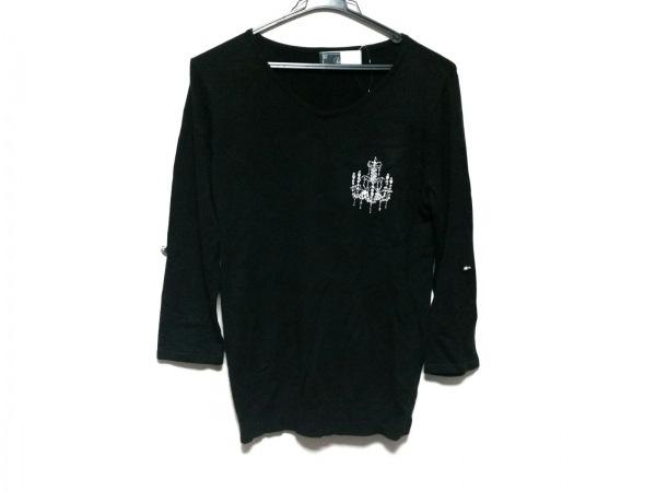 Rady(レディ) 長袖セーター サイズF レディース美品  黒 ビジュー