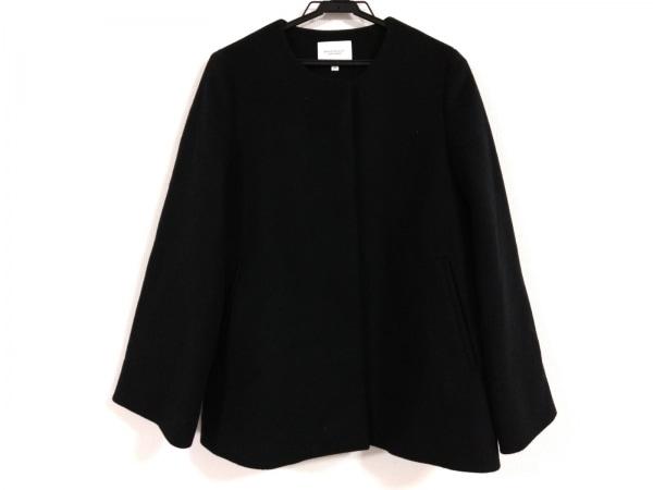 ビューティアンドユース ユナイテッドアローズ コート サイズL レディース美品  黒