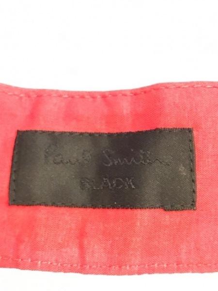 ポールスミスブラック スカート サイズ42 L レディース美品  白×黒×レッド ドット柄