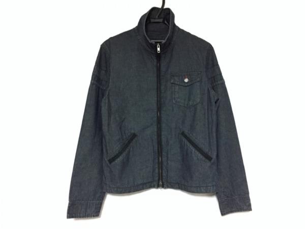 TAKEOKIKUCHI(タケオキクチ) ブルゾン サイズ3 L メンズ ネイビー 春・秋物/デニム