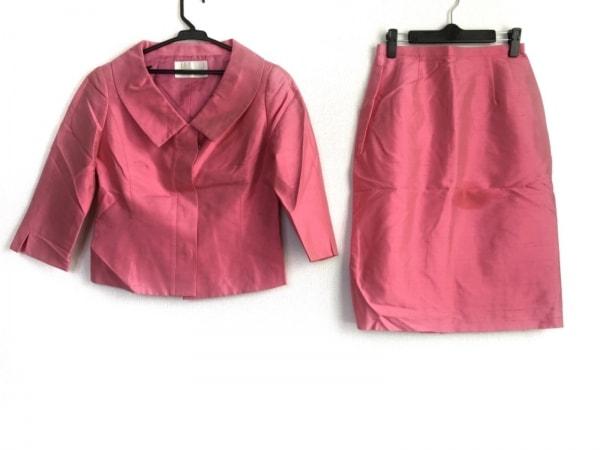 HARRODS(ハロッズ) スカートスーツ サイズ3 L レディース ピンク