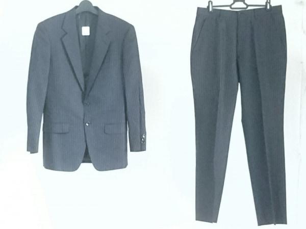 バルー シングルスーツ サイズ48 XL メンズ ダークネイビー×ブルー×ライトグレー