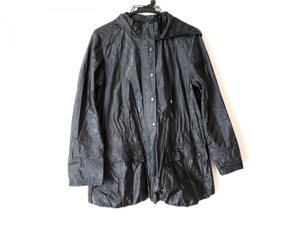 Gabardine K.T(ギャバジンケーティ) コート サイズ11 M レディース 黒 春・秋物