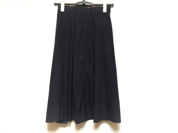 VIS(ヴィス) スカート サイズS レディース美品  ダークネイビー