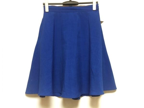 VIS(ヴィス) スカート サイズL レディース ブルー