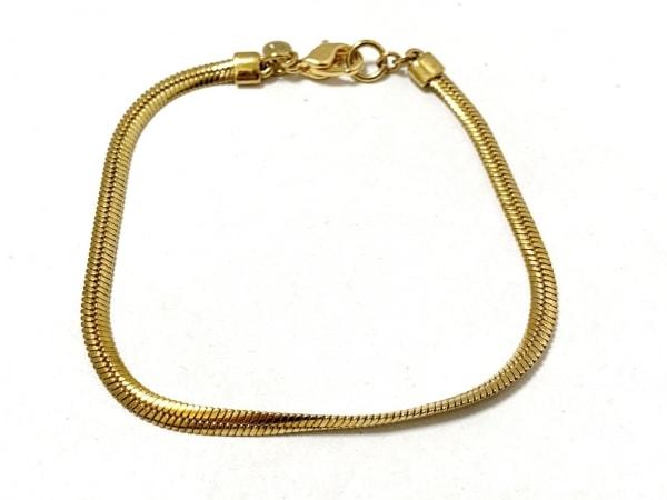 MONET(モネ) ブレスレット美品  金属素材 ゴールド