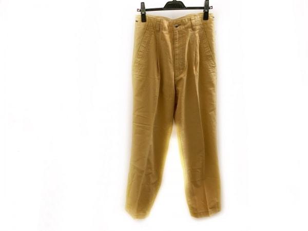 シナコバ パンツ サイズ7638-11-03 メンズ美品  ライトブラウン LUPO DI MARE