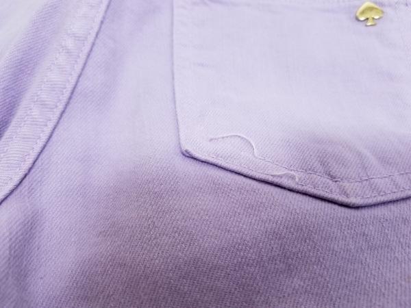 ブルーム ストリート ケイトスペード パンツ サイズ24 レディース パープル