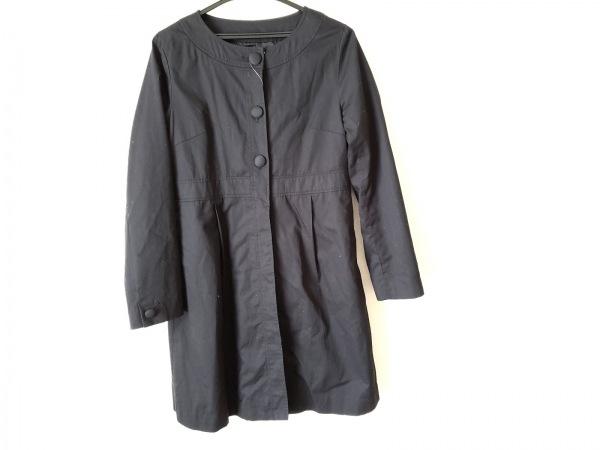 IENA SLOBE(イエナ スローブ) コート サイズ40 M レディース 黒 春・秋物