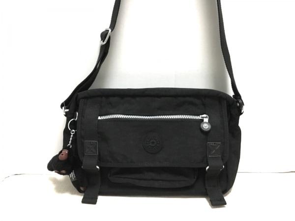 Kipling(キプリング) ショルダーバッグ K15020-900 黒 ナイロン