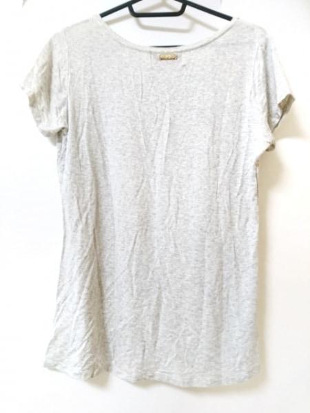Rady(レディ) 半袖Tシャツ サイズF レディース美品  ライトグレー×ピンク