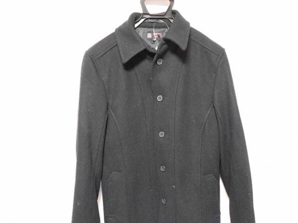 MICHELKLEIN(ミッシェルクラン) コート サイズ48 L メンズ美品  黒 冬物/homme