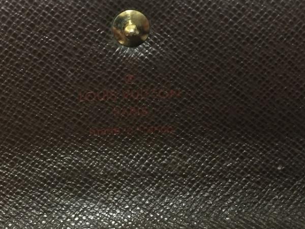 ルイヴィトン キーケース ダミエ ミュルティクレ6 N62630 エベヌ ダミエ・キャンバス
