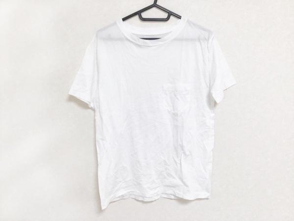upper hights(アッパーハイツ) 半袖Tシャツ サイズ1 S メンズ 白