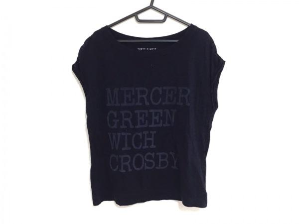 アッパーハイツ ノースリーブTシャツ サイズ0S S メンズ ダークネイビー