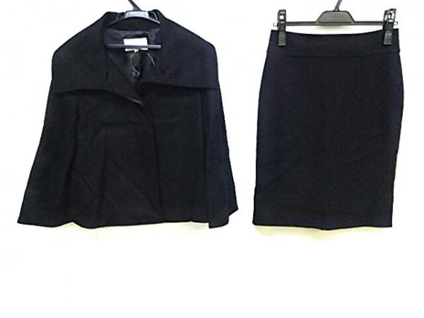 M-PREMIER(エムプルミエ) スカートスーツ サイズ38 M レディース 黒