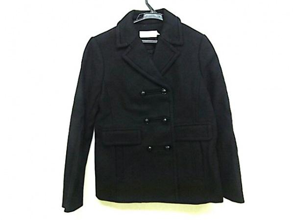 TORY BURCH(トリーバーチ) コート サイズ4 S レディース 黒 冬物