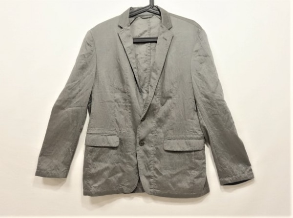 23区 HOMME(ニジュウサンク オム) ジャケット サイズ46L メンズ グレー