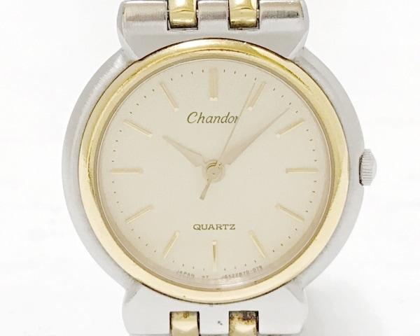 ORIENT(オリエント) 腕時計 Chandor J65287-00CA レディース ゴールド