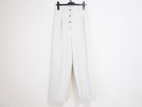 CINOH(チノ) パンツ サイズ36 S レディース ベージュ