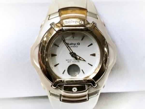 CASIO(カシオ) 腕時計 Baby-G BGT-3010SHJ レディース WAVE CEPTOR 白